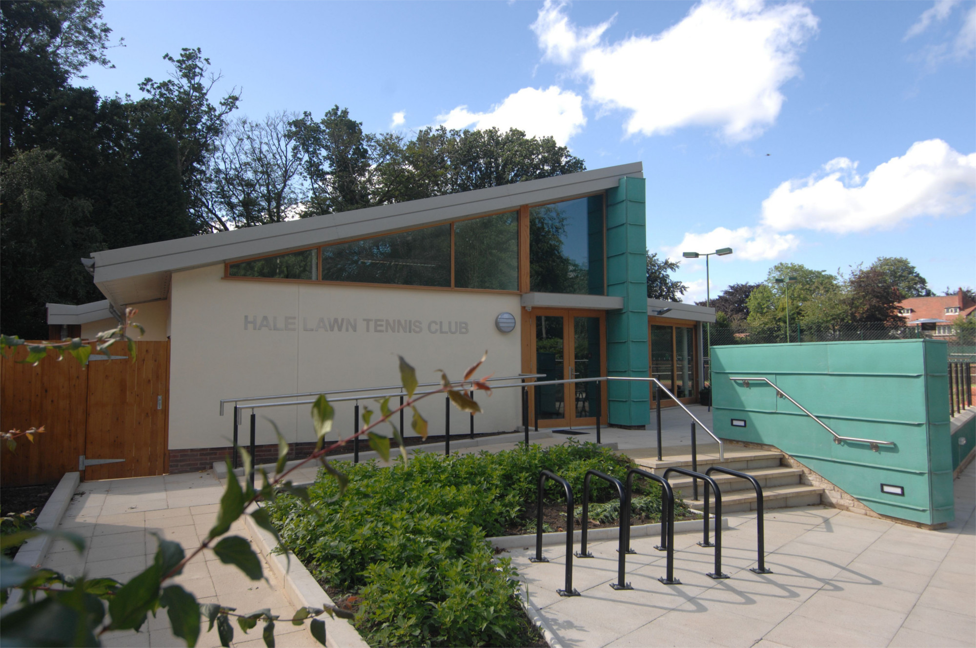 Hale Lawn Tennis CLub - Finlason Partnership Ltd